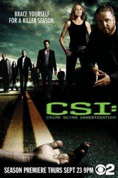 CSI: Las Vegas (Serie de TV)
