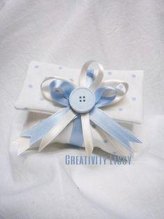 Bomboniera portaconfetti bustina battesimo, by Creativity Lissy, 4,50 € su misshobby.com