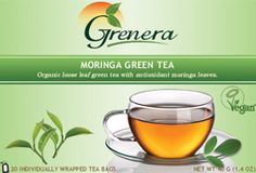 Moringa green tea is a combination of nutritious Moringa leaves and organically grown Moringa leaves. The combination of these leaves in a single tea bag makes it a favorite Morning wake up refreshment drink.