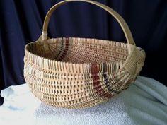 Extra Large Egg Gathering Basket or Melon basket Oval