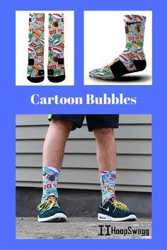 HoopSwagg Final Frontiers Custom Elite Socks