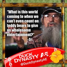 Duck Dynasty's Uncle Si