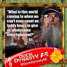 Duck Dynasty - Si