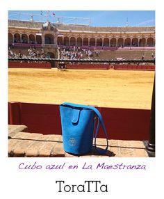 ToraTTa Cubo en Azul