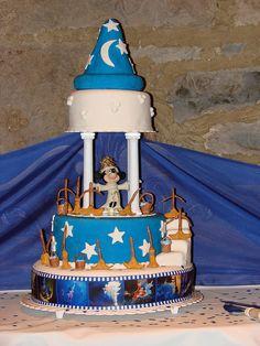 Disney Fantasia cake by julie.provost, via Flickr
