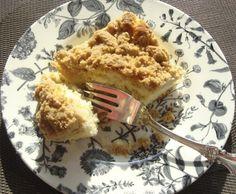 Nashville crumb cake...