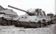 Tiger im Focus - Jagdtiger Fgst. Nr. 305004 neuer foto