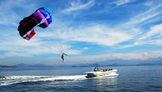 15 Daring Activities to Try- Parasailing