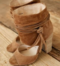 Chinese Laundry Suede Booties