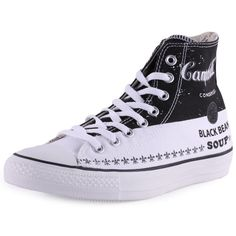 Converse Chuck Taylor All Star Hi Andy Warhol Trainers Sneakers Sz 13 Black Bean #Converse #AndyWarhol #BasketballShoes