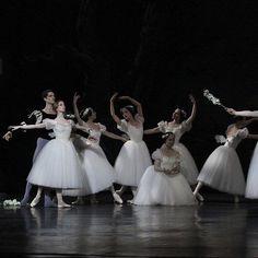Giselle, Paris Opera Ballet #ballet