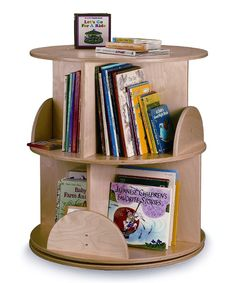 Take a look at this Rotating Book Stand on zulily today!
