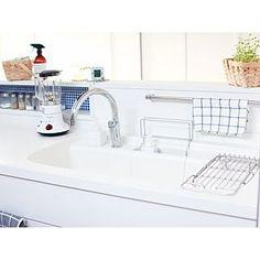 女性で、Kitchen/ダイソー/IKEA/豆苗/マーチソンヒューム/リクシル/名古屋モザイクタイルについてのインテリア実例。 「給湯器にエラーがでて...」 (2016-03-21 11:58:49に共有されました)