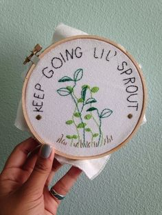 """Found on Tumblr--ideal theme for an eventual """"lil' sprout"""" :)"""