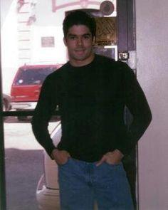 Jerry Rivera posando para una de sus más fieles fans ;)