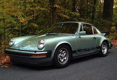 1976 Porsche 911 Carrera 3.0 Coupe (911)