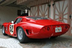 RaceCarAds - Race Cars For Sale » Bizzarini Iso A3C for sale