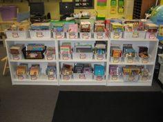 3rd grade library