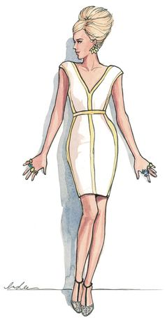 The Sketch Book – Inslee Haynes | Fashion Illustration by Inslee | Page 6