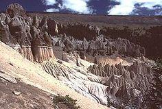 Caldera de La Garita. Montañas de San Juan, Colorado, EEUU