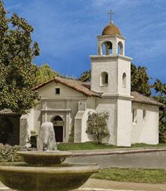 12th Mission:  Santa Cruz, founded August 28, 1791 by Father Fermin Lasuen