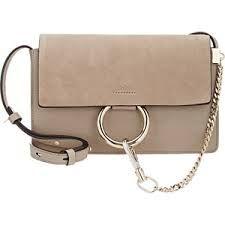 Chloe 'small faye' bag - about 1,399$