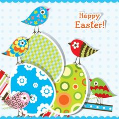 Easter pictures and greeting cards – 25 delightful ideas