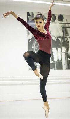Rocío Alemán-Stuttgarter Ballet-Foto Carlos Quezada
