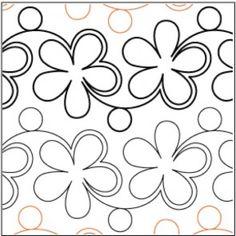 Daisies and Dots - Pantograph