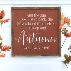 Farmhouse signs and home goods by DandelionWishesHome on Etsy Fall Home Decor, Autumn Home, Rustic Signs, Wood Signs, Primitive Autumn, Autumn Crafts, Holiday Crafts, Fall Projects, Happy Fall Y'all