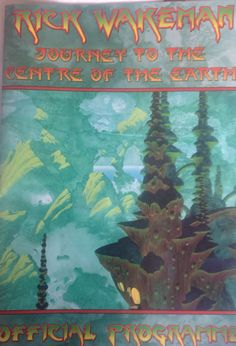 journey to the center of the earth art