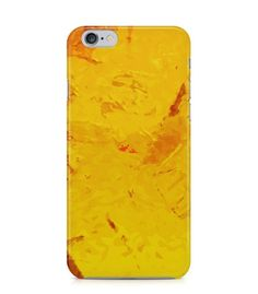 Amazing Yellow Abstract Picture 3D Iphone Case for Iphone 3G/4/4g/4s/5/5s/6/6s/6s Plus - ARTXTR0045 - FavCases