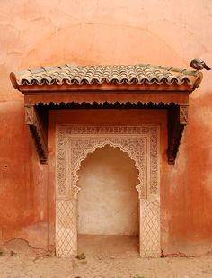 beautiful door in Marrakech Pale Dogwood, Tor Design, Peach Colors, Colours, 2017 Colors, Coral Color, Shades Of Peach, Orange Shades, Terracota