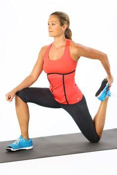 4 Hip Flexor Stretches to Relieve Tight Hips: Quick Fix For Back Pain — Stretch Your Hip Flexors. Hip Flexor Exercises, Scoliosis Exercises, Yoga Exercises, Flexibility Exercises, Body Workouts, Milanesa, Psoas Stretch, Back Stretches For Pain, Hip Stretches