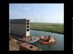 Video de compuertas para el canal de Panamá