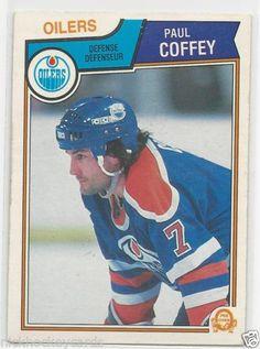Paul Coffey Edmonton Oilers1982-83 OPC # 25 NM-MT