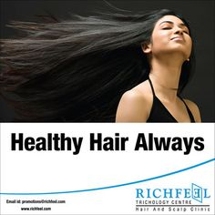 One will always have healthy hairs with Richfeel Anagrow
