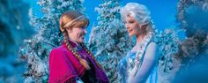 A Frozen Attraction is Coming to Epcot!