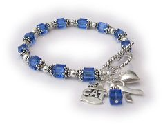 Another Colon/Rectal Cancer Awareness Bracelet