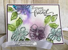Penned and Painted from Stampin' Up!