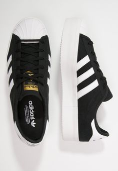 Zalando - Adidas Originals Superstar Rize - Taille 37 1/3 - 80€