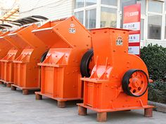 Hammer Crusher(for sale) Production capacity: 1–150 t/h Applicable materials: limestone, granite, cobble, dolomite, iron ore, construction waste website link:http://www.hx-jawcrusher.com/pp/phammer-crusher.html?from=sns_petal