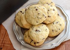 Really good low fat chocolate chip cookies