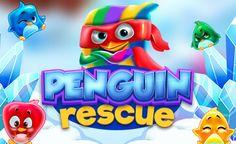 Penguin Rescue – Yaz Tatili için Oyun (Kampanya)