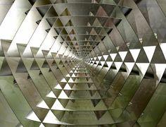Geodesic Tunnel