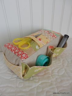 Favorite Notions | Pincushions | A Quilting Life - a quilt blog