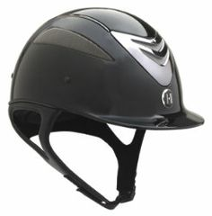 Form, Fit, Function and Quality -- The One K Defender Gloss/Matte Helmet. This and more fabulous helmets available at http://www.everythingequines.com/helmet-shoppe/