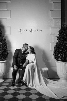 Sophisticated Evening Wedding Photo Harvard Wang http://harvardwang.com/