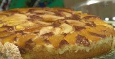 Aprenda a receita e o modo de preparo de uma Torta Sírio-Libanesa