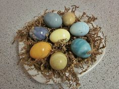 How to Dye Easter Eggs Naturally - Foodista.com